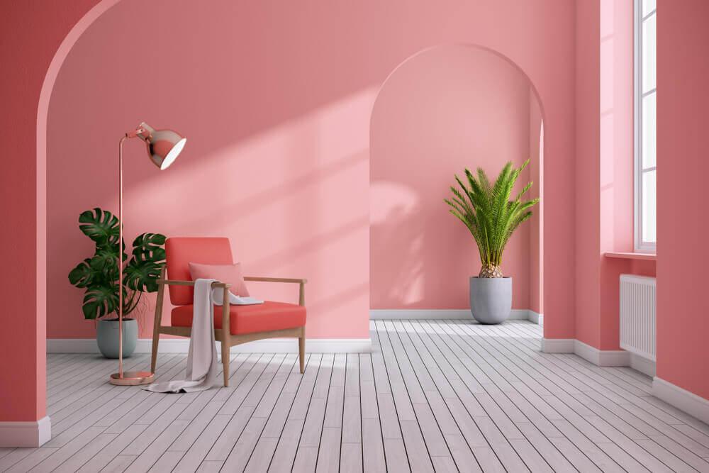 Decoração em tons de rosa: sem preconceitos!