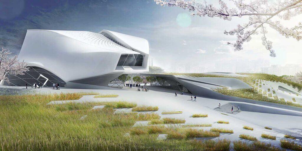 Os designs do arquiteto Patrick Tighe