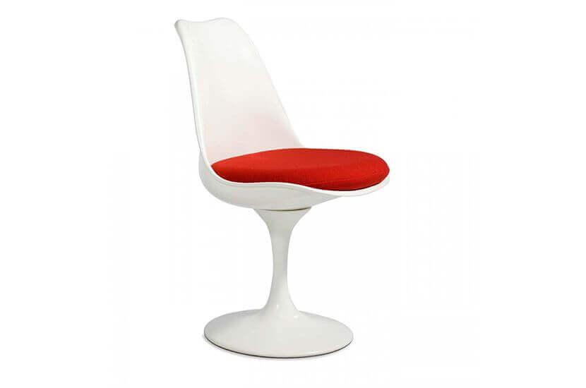 A cadeira Tulip
