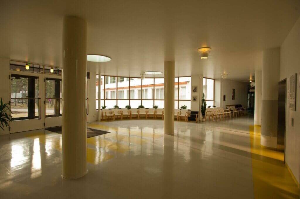 hospital de Paimio