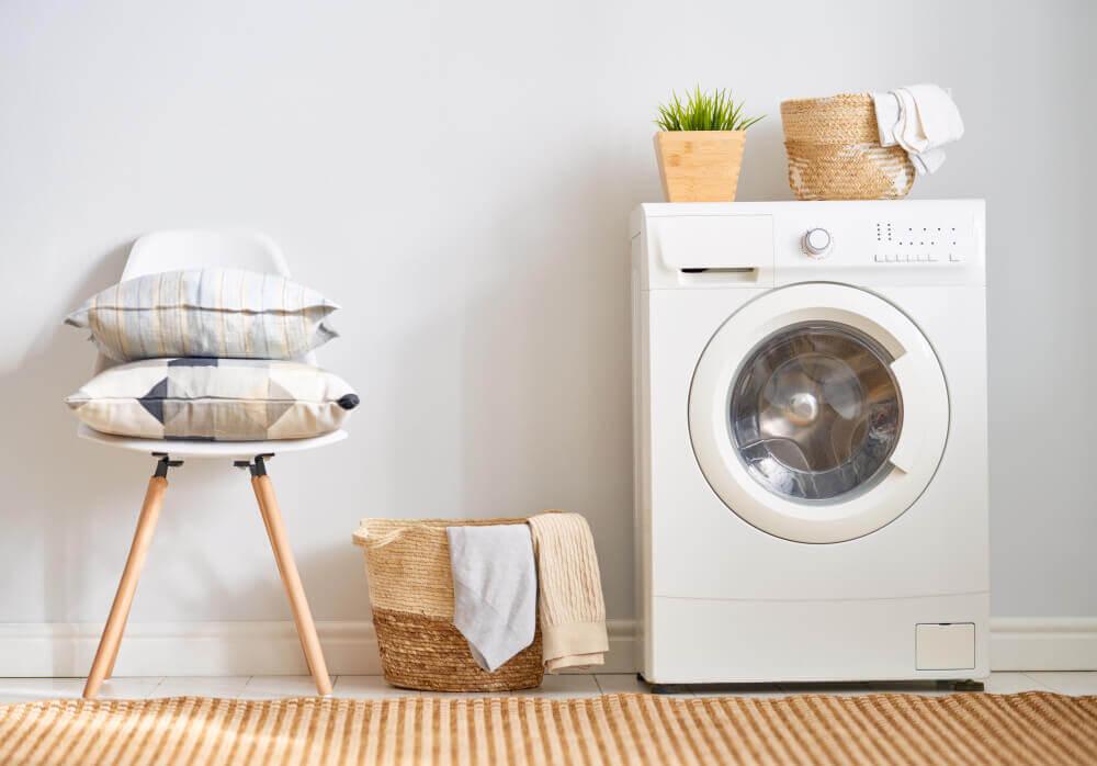 Organização de uma lavanderia: todos os truques