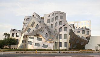 A arquitetura de Frank Gehry