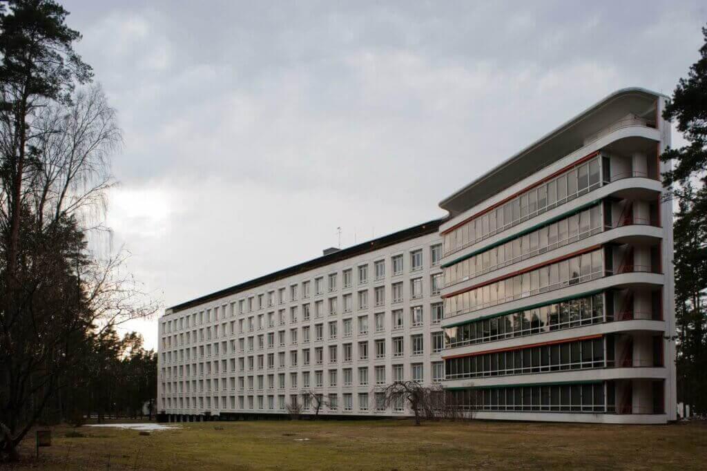 O hospital de Paimio, um marco da arquitetura moderna