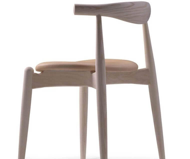 A cadeira CH20 de Hans Jørgensen Wegner