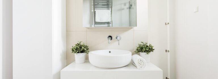 Pias para o banheiro: outra fórmula para a decoração