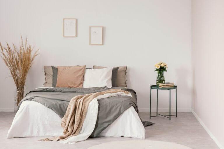 Como criar um quarto fantástico em tons neutros