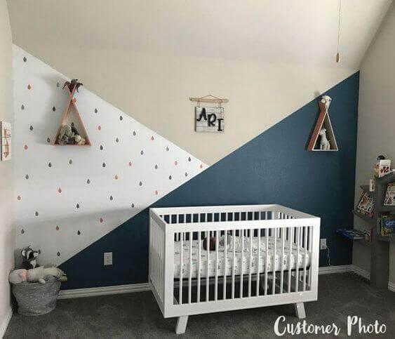 Decorar as paredes com tecidos: o que você acha?