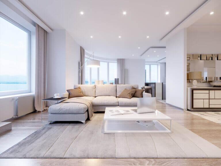 5 dicas para obter mais iluminação em casa