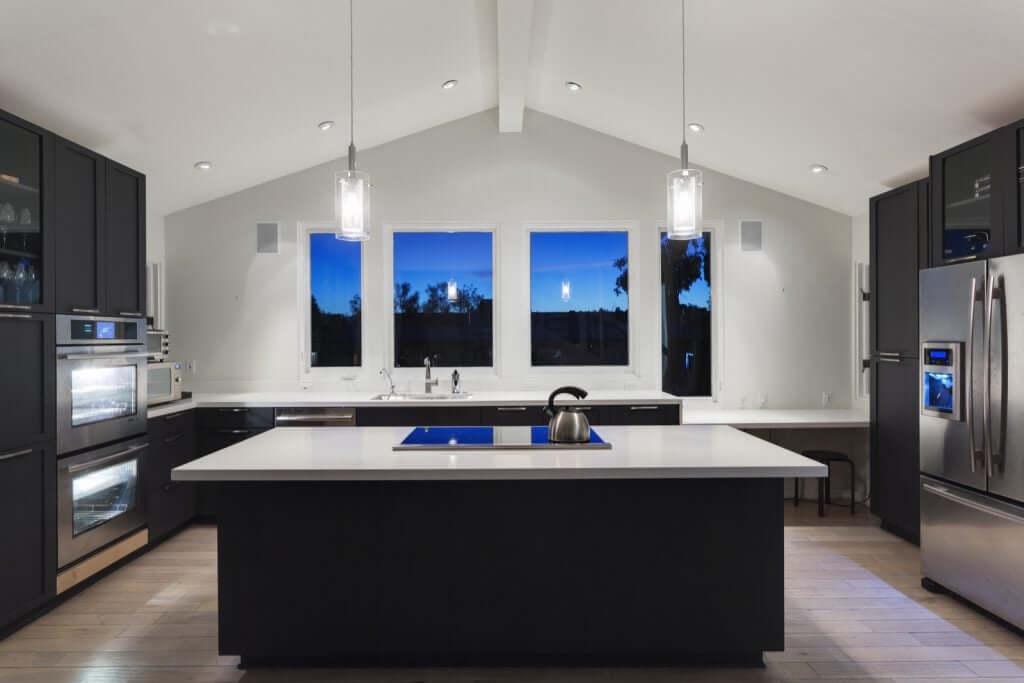 Quais são os erros que você comete ao projetar uma cozinha?