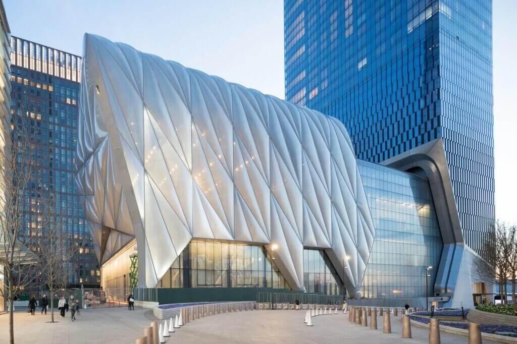 Os edifícios mais interessantes construídos em 2019