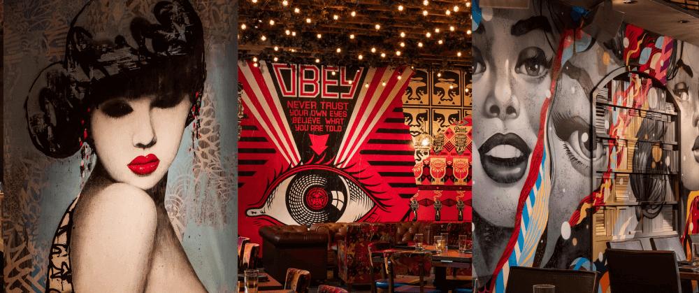 Vandal, Bowery, Nova York