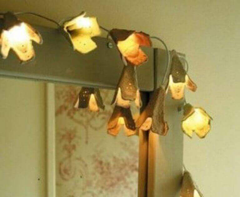 5 ideias para criar recursos decorativos com caixas de ovos
