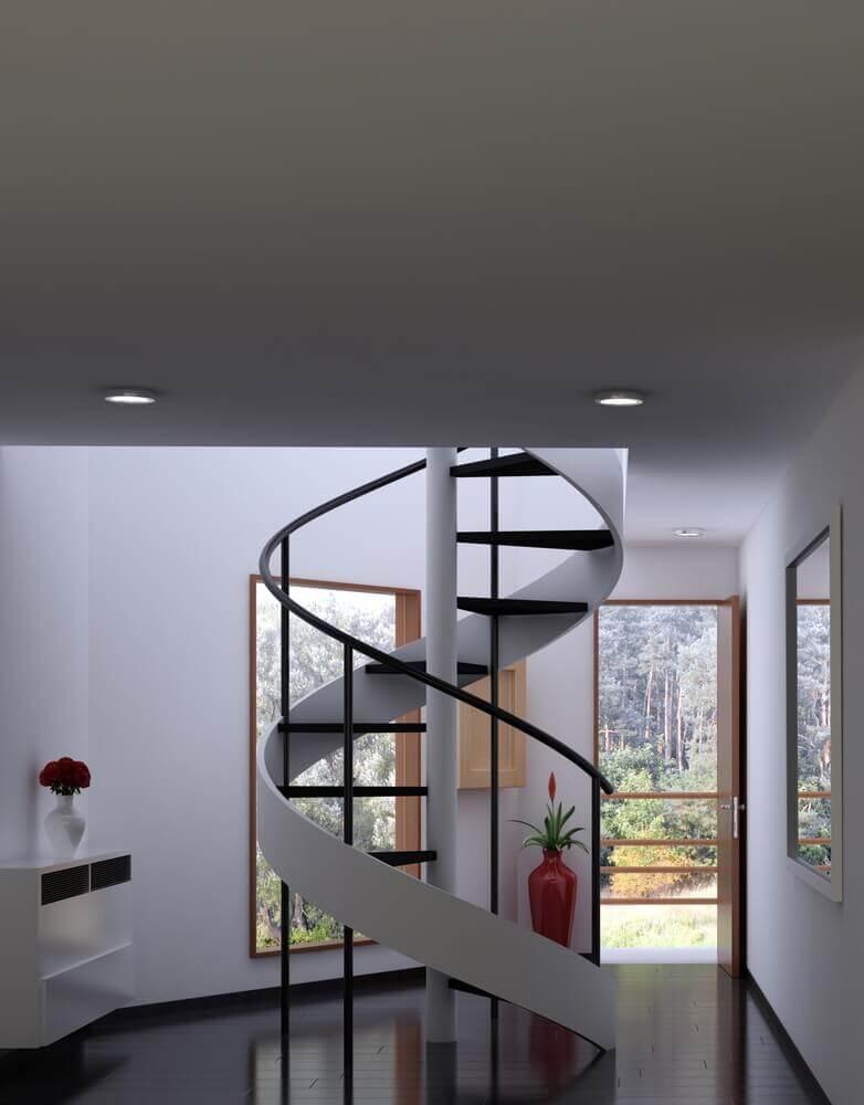propostas para planejar uma escada