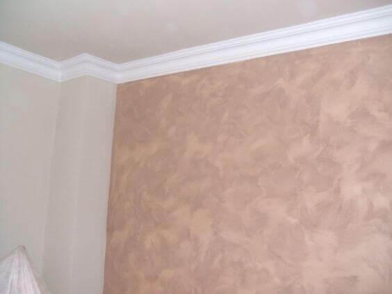 Pintura decorativa para renovar as suas paredes