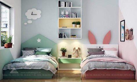 O quarto dos pequenos
