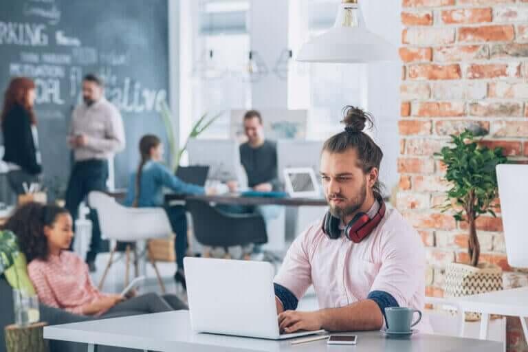 As tendências decorativas para o coworking