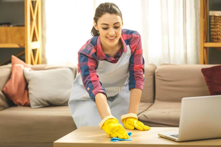 Limpe a casa facilmente com o método Oosouji