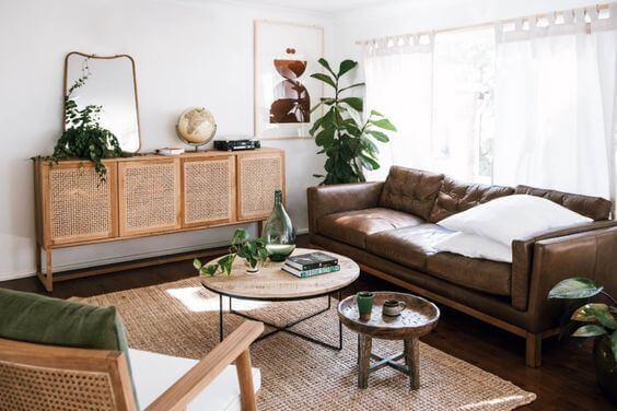 Móveis de palhinha: a mais nova tendência decorativa vinda do passado