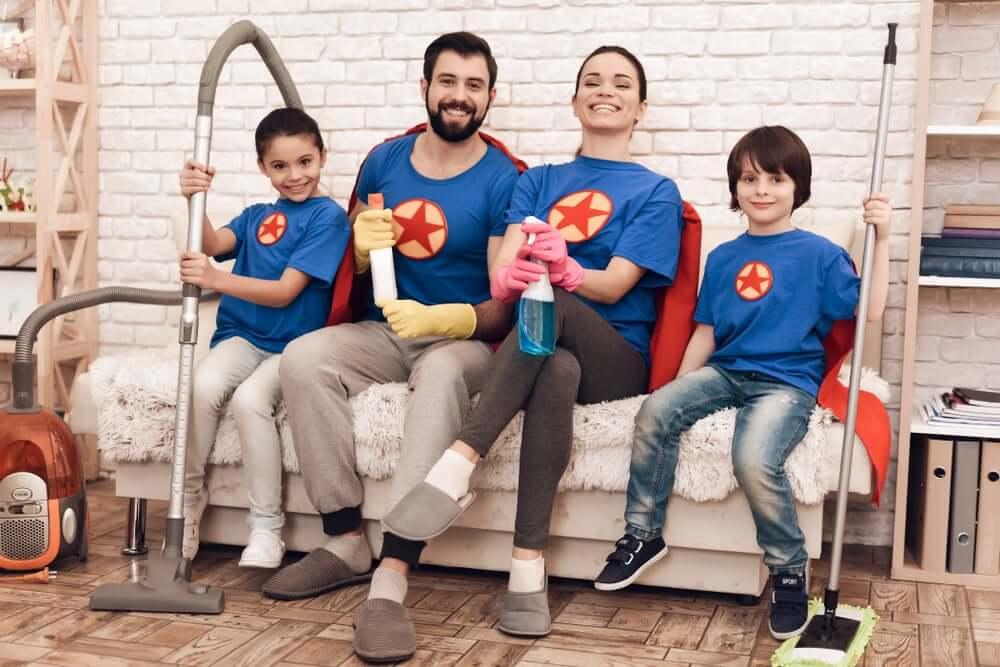 Sujeira atrás dos eletrodomésticos: dicas para a limpeza