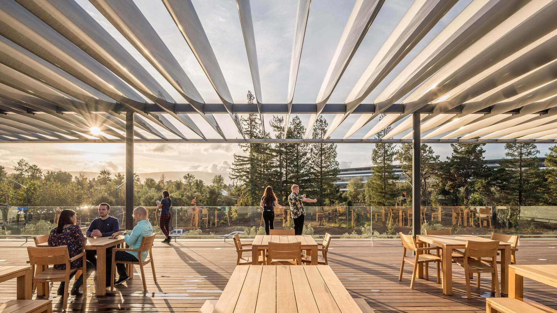 Apple Park, Cupertino.2017