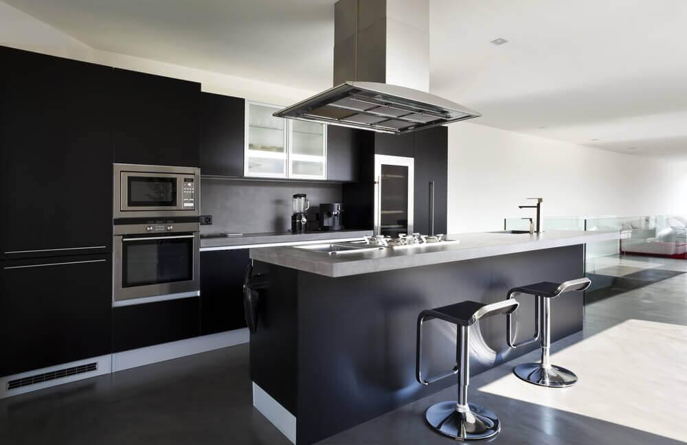 Cozinhas pretas: a última tentação