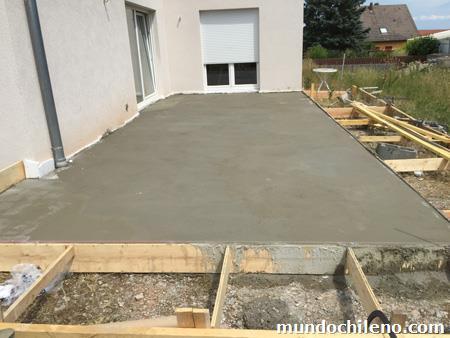 Como fazer um radier para os exteriores de uma casa?