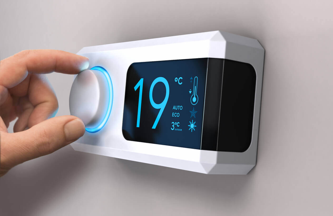 O termostato em eletrodomésticos: o controle está em nossas mãos