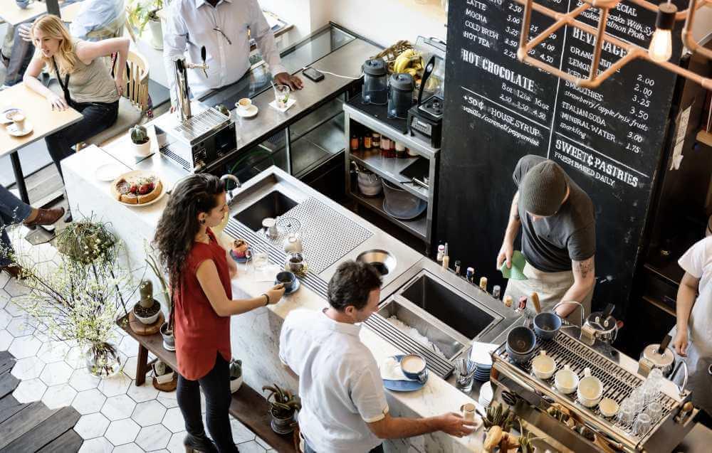 A decoração e o comércio: chaves para conquistar clientes