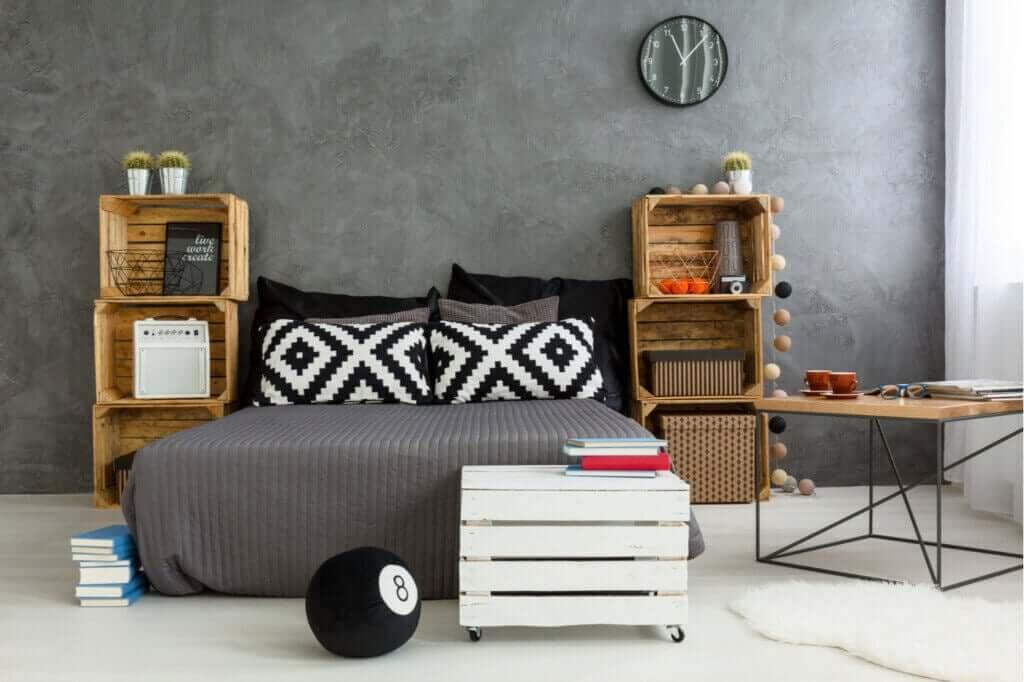 Como decorar reaproveitando coisas que já temos em casa