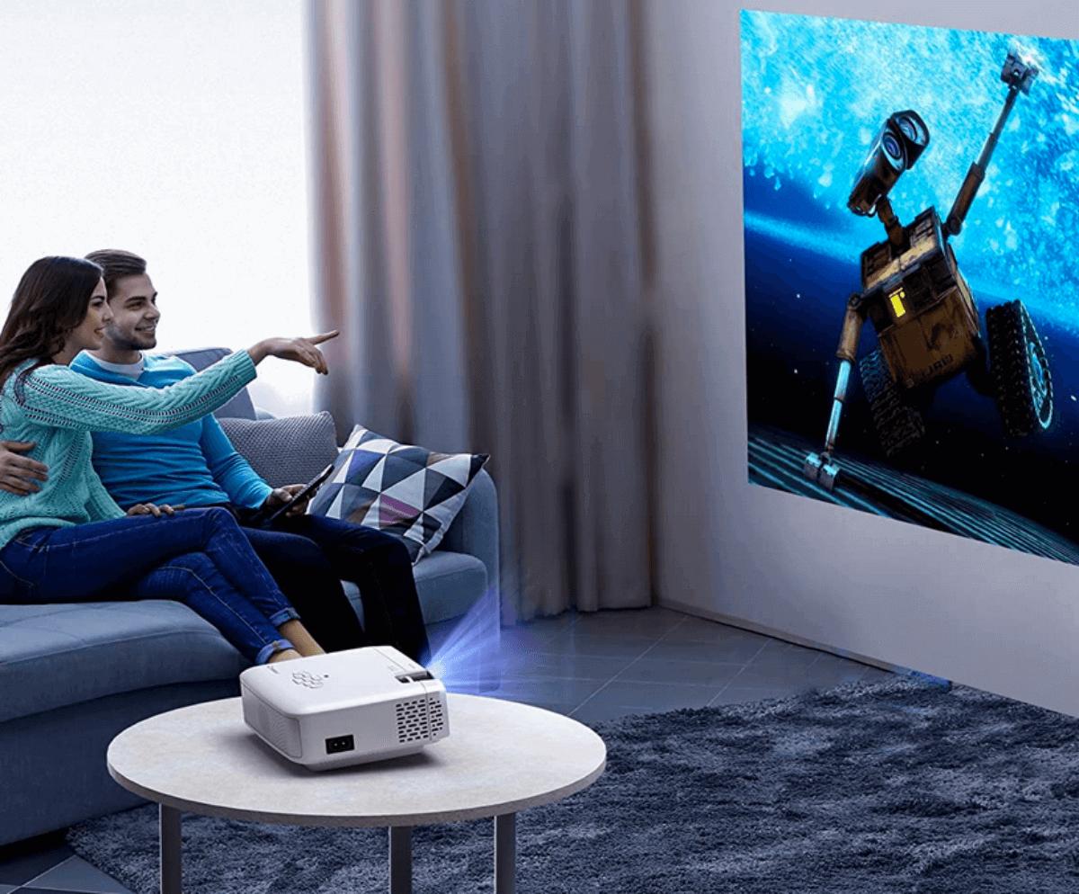 Tipos de projetores de cinema para uso doméstico