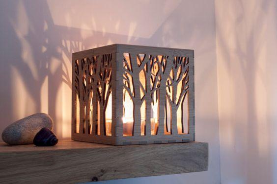 5 ideias para decorar sua casa com caixas de madeira