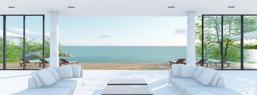 Dicas para decorar a sua casa de praia