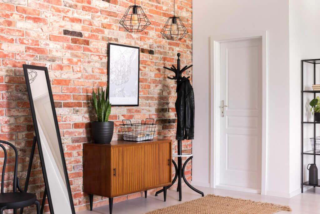 3 maneiras de decorar a entrada da casa