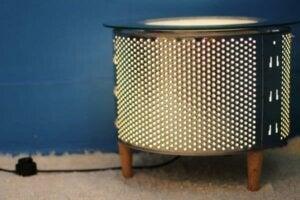 tambor máquina de lavar