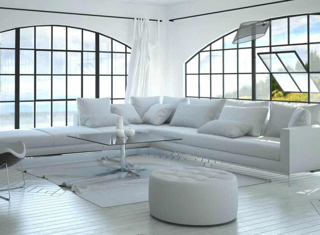 5 tipos de mesas de vidro para a sala