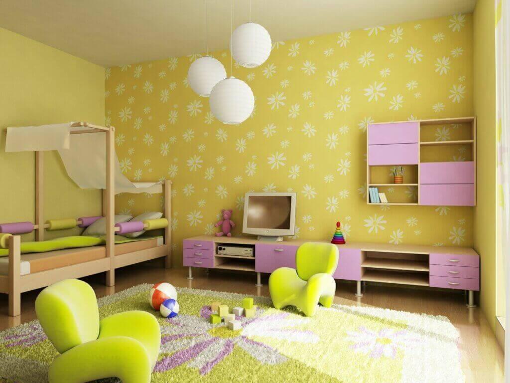 Como montar um quarto seguro para os nossos filhos?