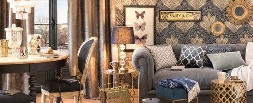 Klasik Tarzda Bir Oturma Odası İçin Önerilerimiz