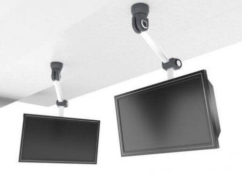 TV tavan askı aparatı