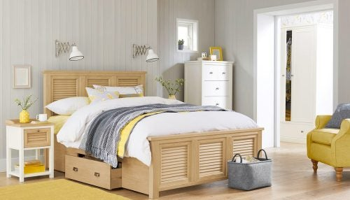 Yatak Odası 5 Adımda Nasıl Yenilenir?