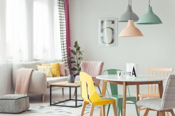 Evinizi Tazelemek İçin En İyi Renkler