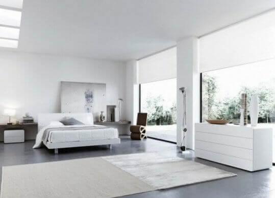 İtalyan stili oturma odası