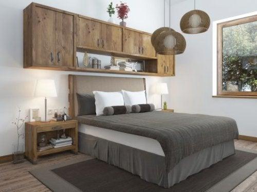 Yatak Odanız İçin 5 Depolama Seçeneği