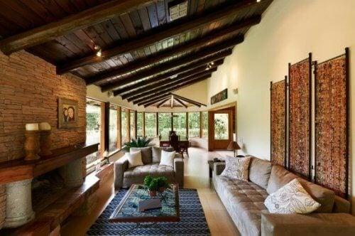 Çiftlik Evi Stili: Sıcak ve Sakin Bir Ortam