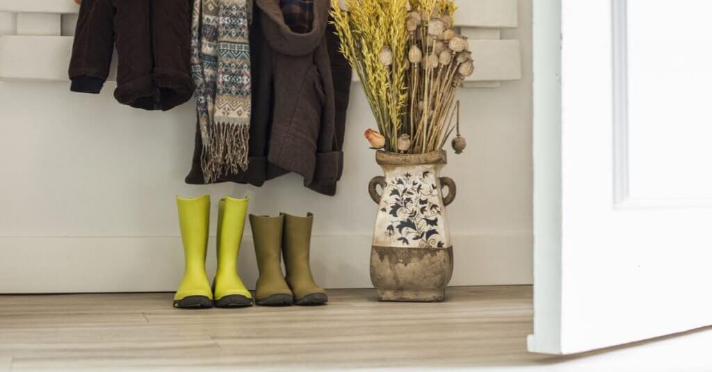 Evinizin Giriş Kısmı İçin Öneriler