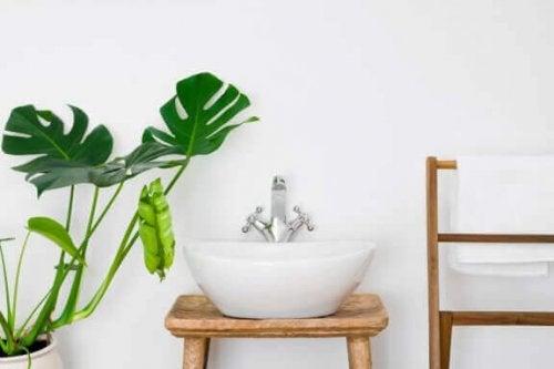 küçük banyo lavabo