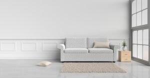 minimalist oturma odası geniş