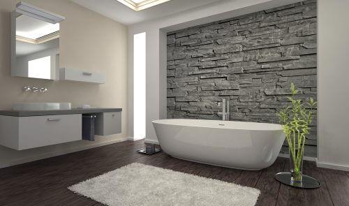 doğal taş banyo
