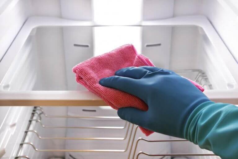 buzdolabı temizliği