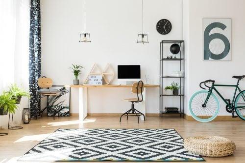 Evinizi hızlı bir şekilde temizlemek için etrafı toplu tutun