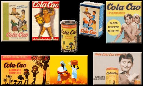 Eski ürün posterleri